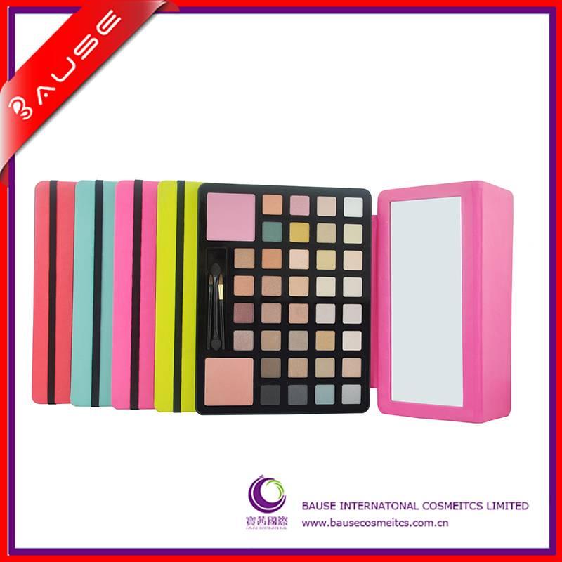 Professional Neon Colors Makeup Eyeshadow for iPad Makeup