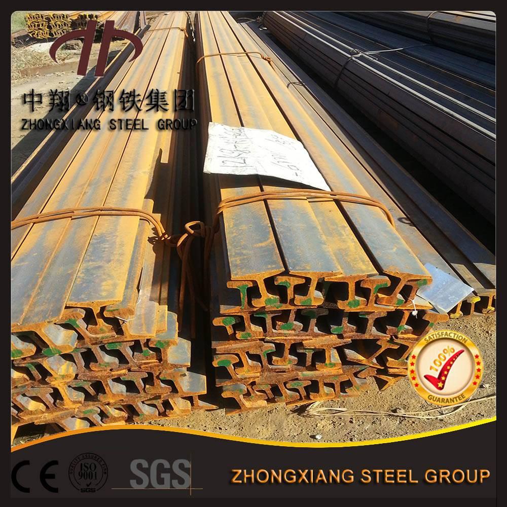 high quality 55Q light steel rails