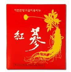 Red Ginseng soap 1 p