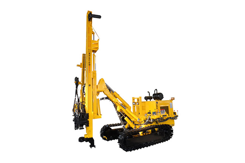 CM458 Crawler Mounted DTH Drilling Rig
