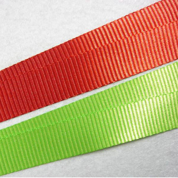 Wholesale Customized high strength polyester webbing