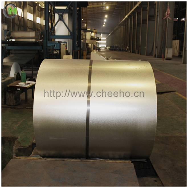 AISI, ASTM, GB, JIS Standard Galvalume Steel Coil