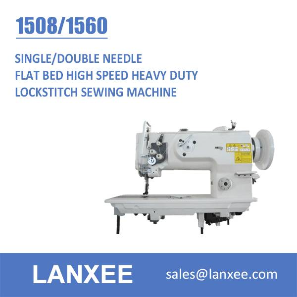 Lanxee 1510 Single Needle Auto-oiling Industrial Juki Sewing Machine