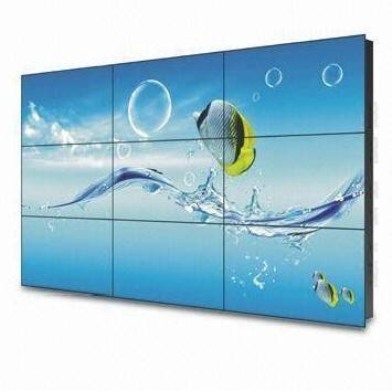 55 inch Led back light sealess lcd video wall