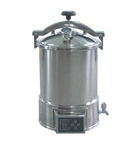 central sterile supply department/CSSD  use  portable  type fully stainless steelsterilizer
