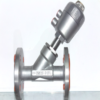 Stainless Steel Sanitary Flanged Safety Valve