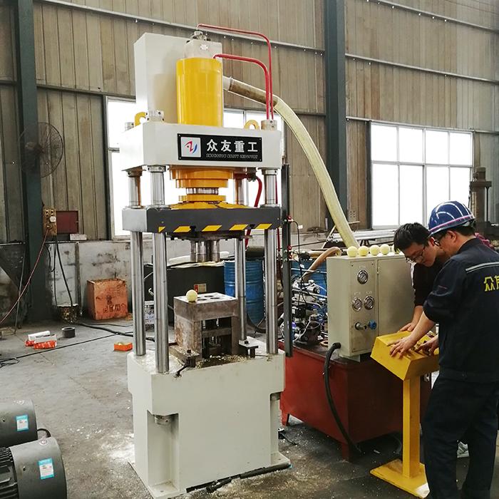 Bath Salt Bomb Ball Powder Pressed Hydraulic Press Machine