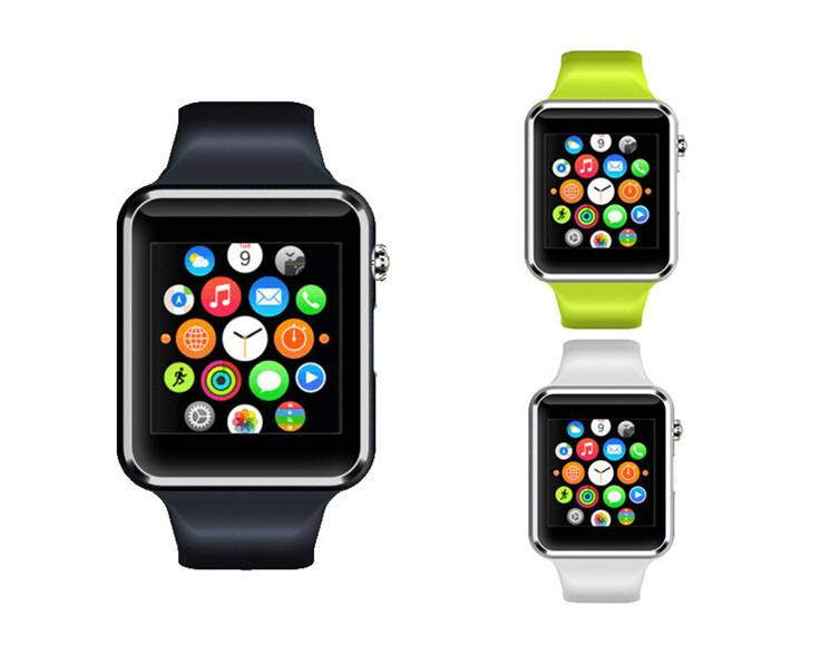 A1 Smart Watch with sim card built-in