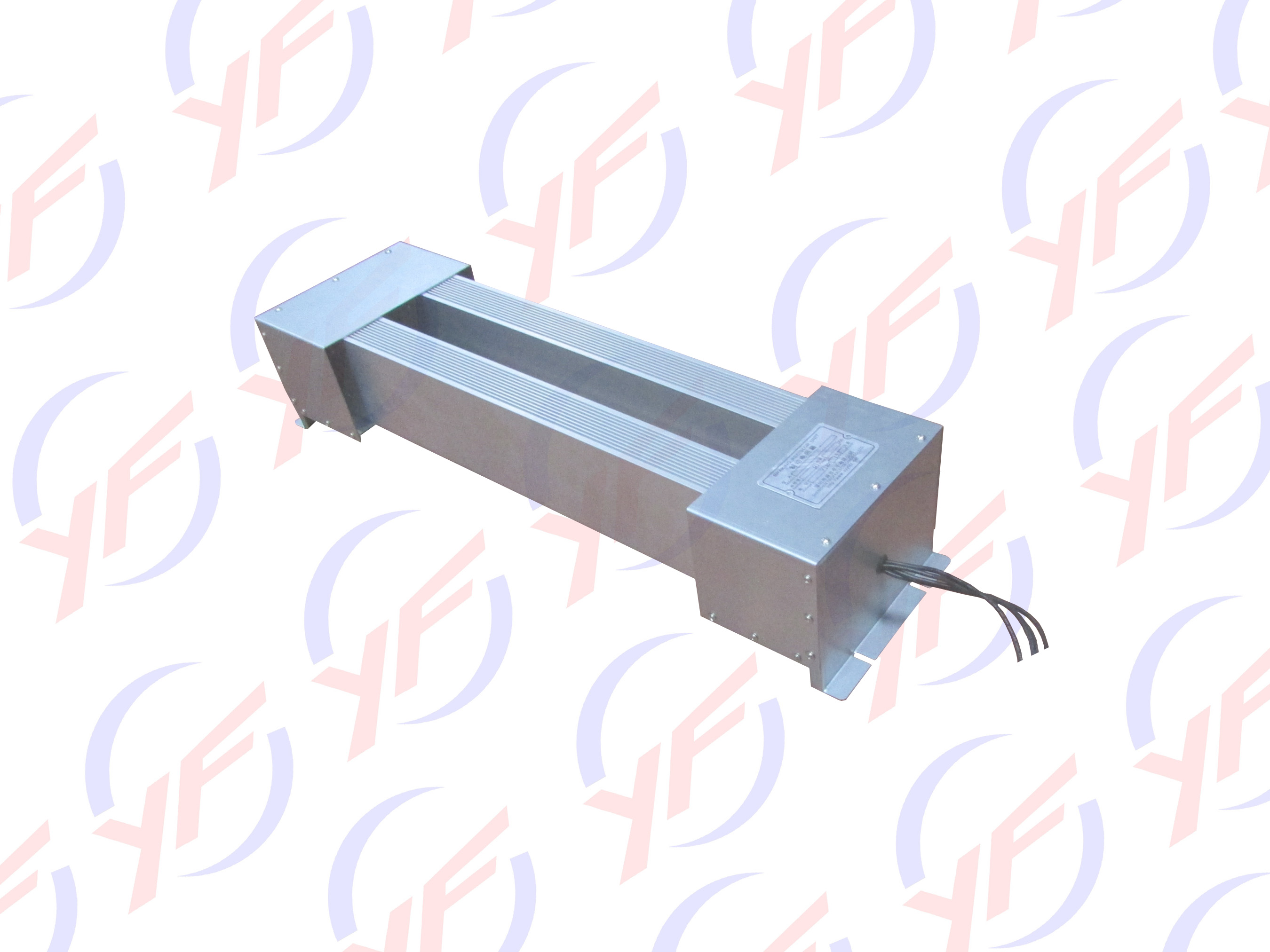 5000Watts aluminum shells fixed power resistor