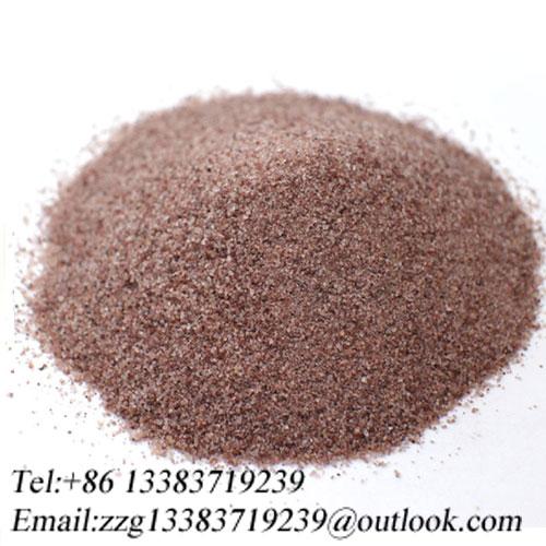 Abrasive Sand Garnet for Sandblast Waterjet Cutting Water Treatment