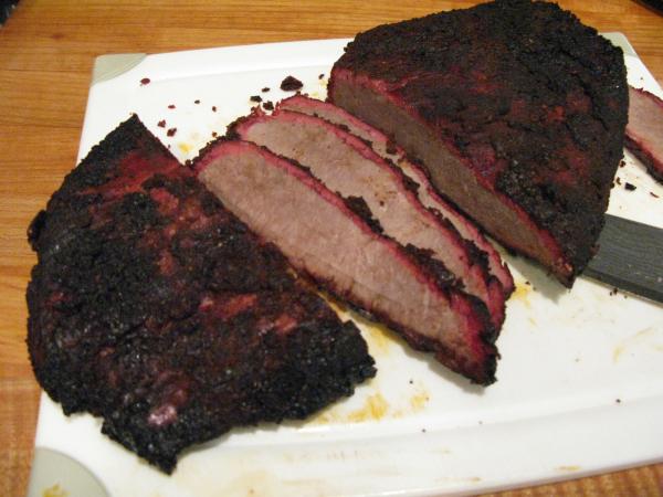 Beef Brisket, Beef Rump Cover