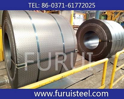 HRC SS400 Hot Rolled Steel Coils best sales