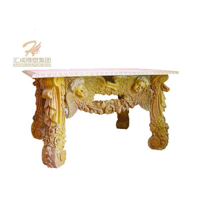 High Quality Marble Garden Table For Sale
