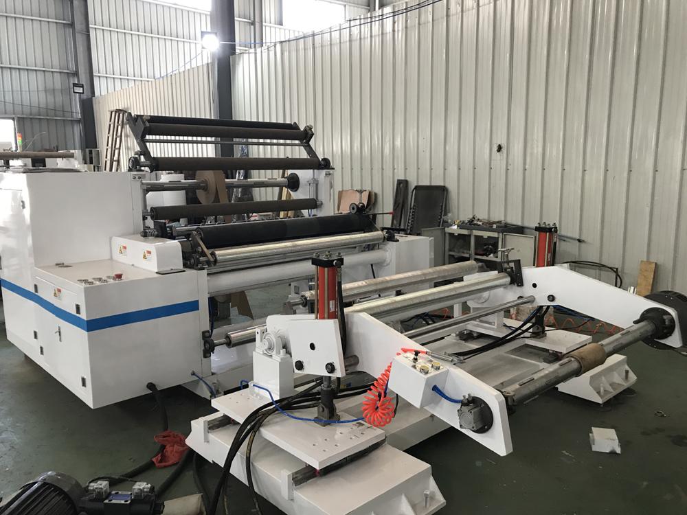 High Speed Paper Slitting Machine