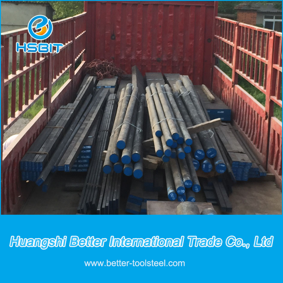 D3 cold work tool steel round bars