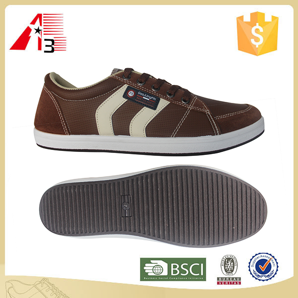 customize made logo brand men casual shoes for men