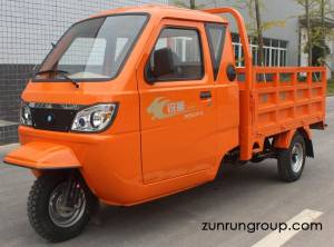 ZR200ZH-3 200cc 250cc  closed driver cabin heavey load  cargo motor tricycle