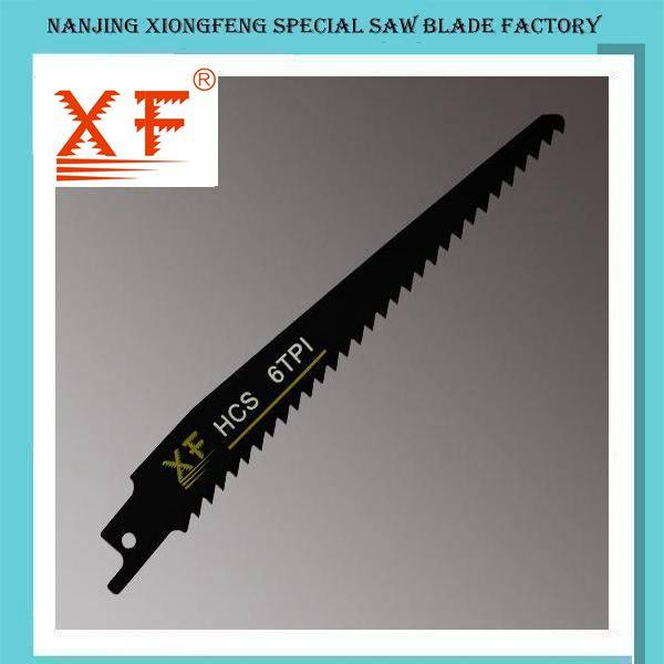 152mm Construction Business Reciprocating Saw Blade