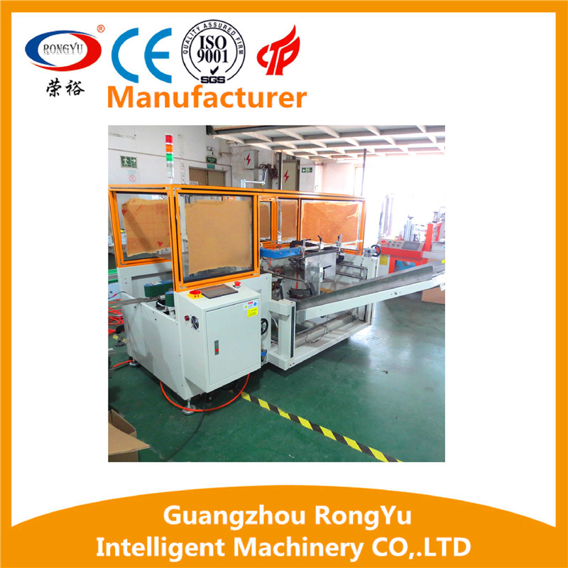 High quality Automatic Case Box Carton Erector and forming machine