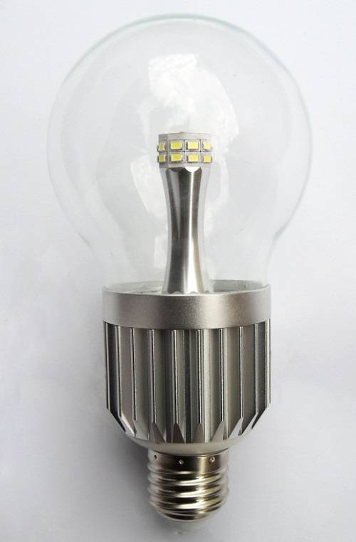 12W LED Globe Bulb