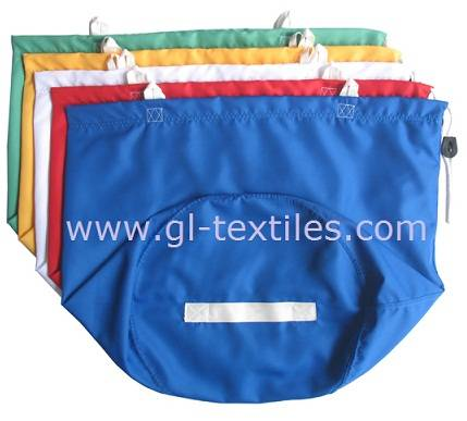 laundry bag for hospital and hotel, drawstring bags, nylon laundry bags, laundry hampers GLB01