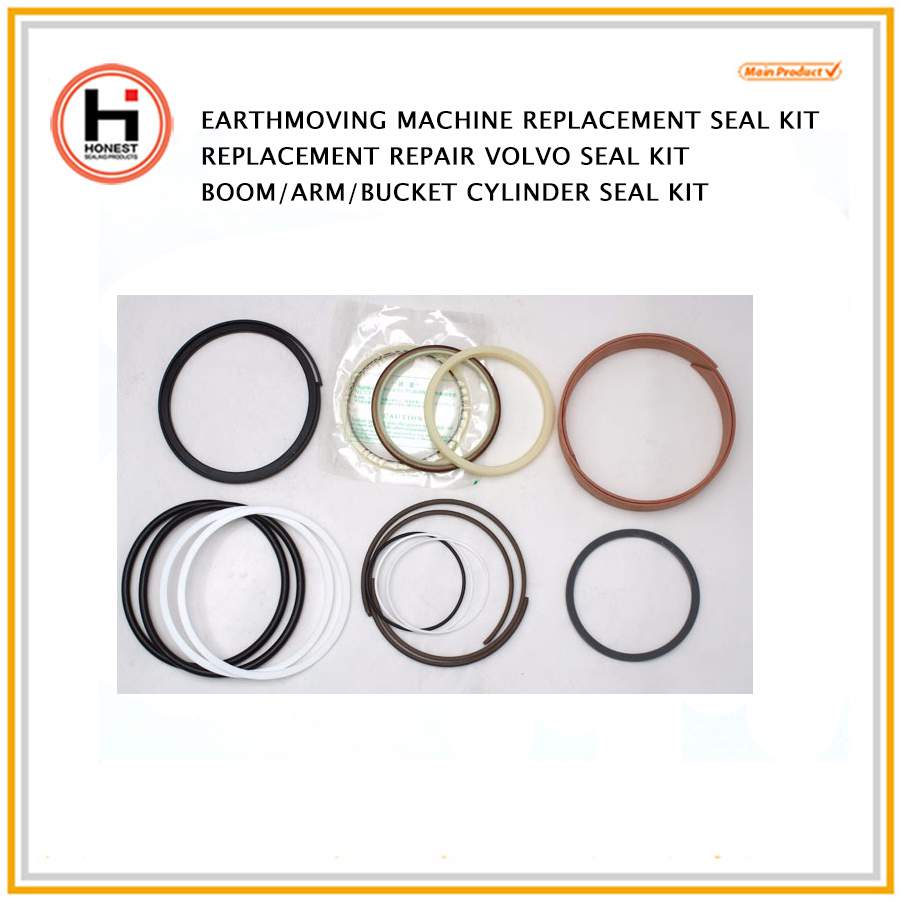 Volvo Seal Kits Hydraulic Seal Kits Volvo Construction equipment Seal Ring