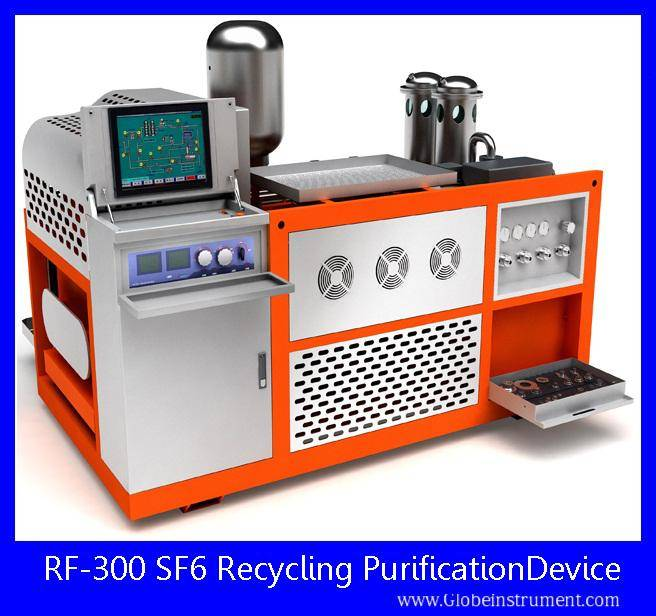 China Professional SF6 Recovering & Purifying Device