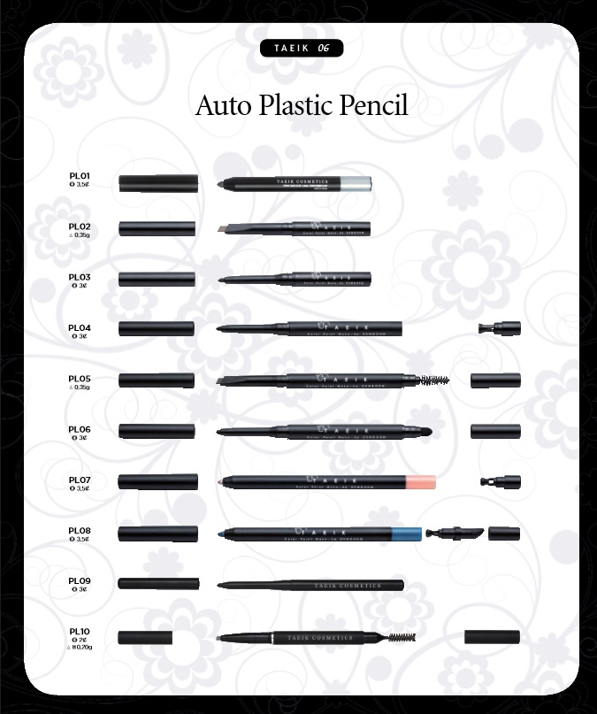 Auto Plastic Pencil