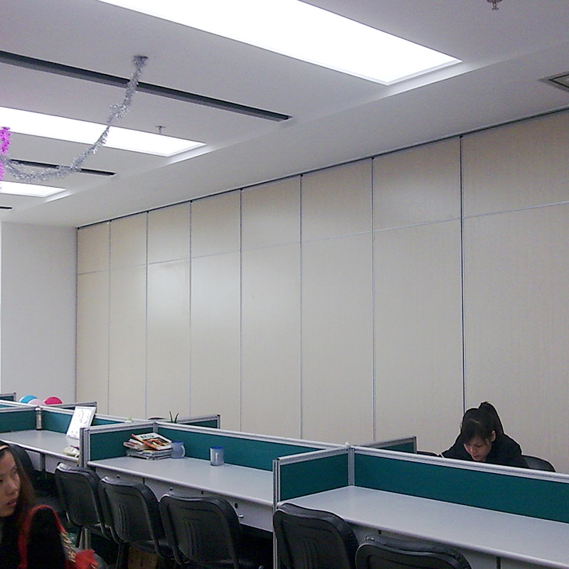 Soundproof Room Divider Acoustic Office Operable Partition Wall