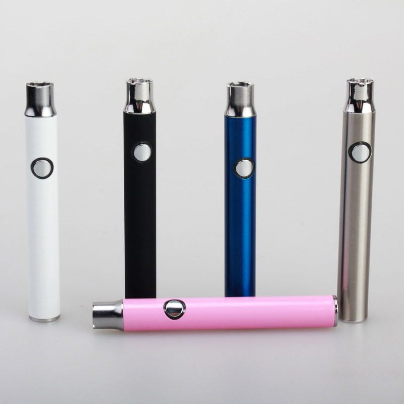 Hot item 510 style 350 mah variable voltage battery with preheat function