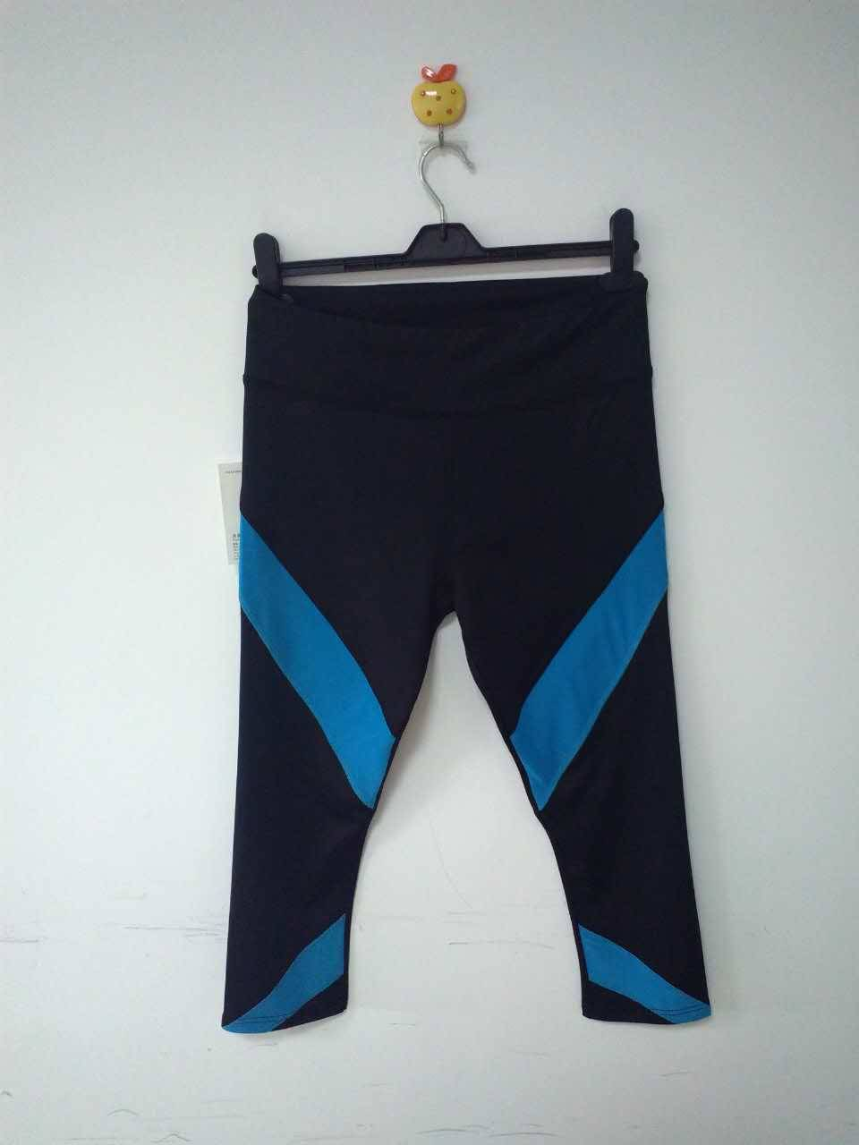 Top selling cheap price OEM or ODM design high quality polyester spandex yoga pants