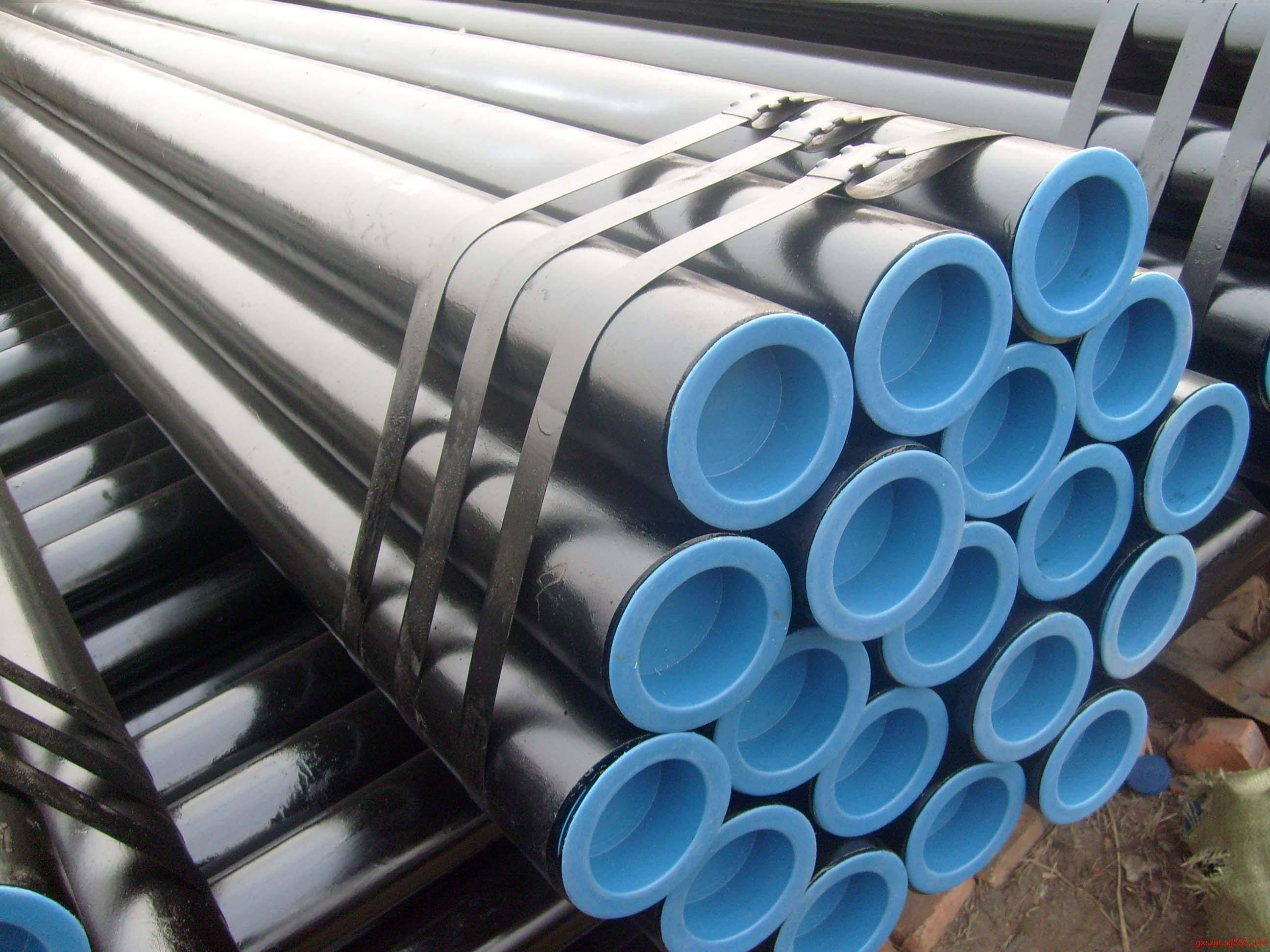 carbon seamless  steel pipe seamless steel tube