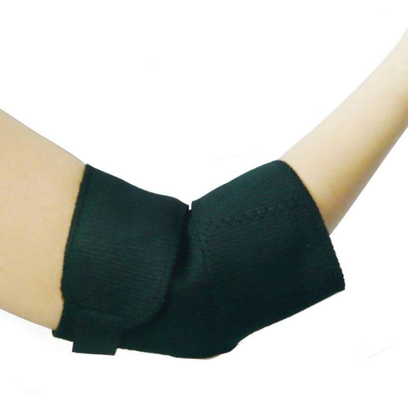 Tourmaline elbow support for pain relief