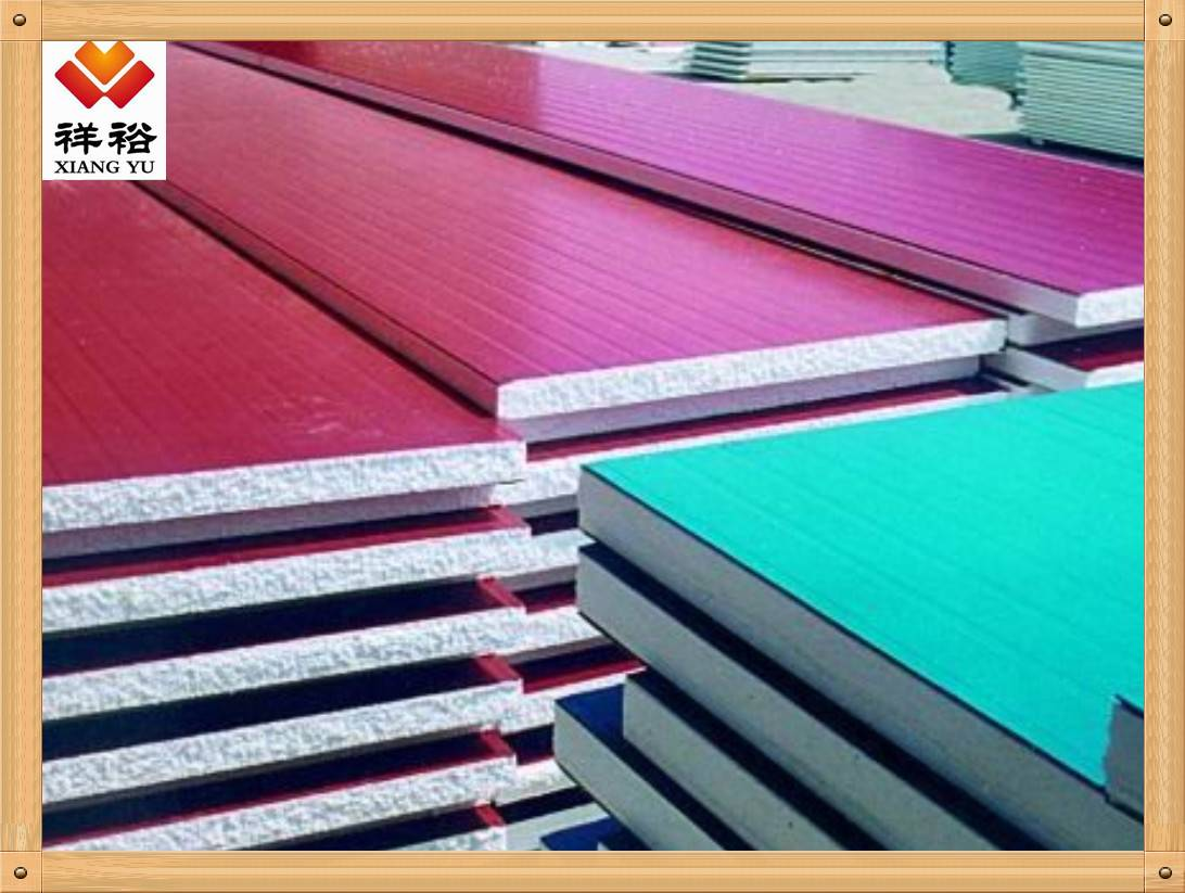 EPS Sandwich panel/polystyrene sandwich panel/rockwool sandwich panel/pu sandwich panel