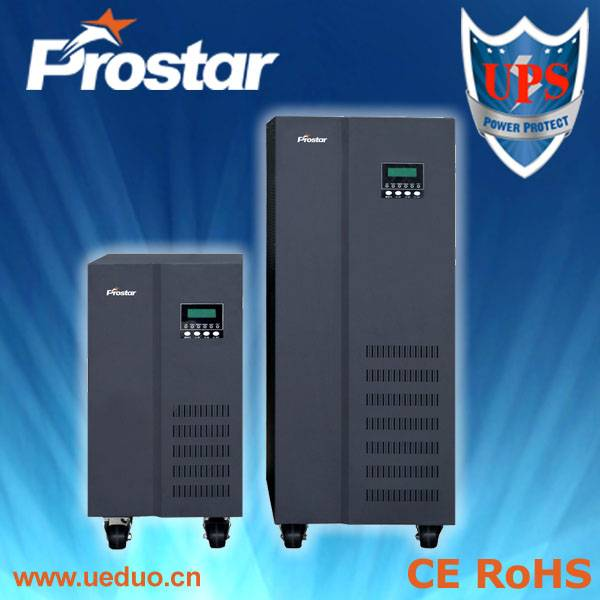 Prostar Single Phase Low Frequency Online UPS 1kva-20kva