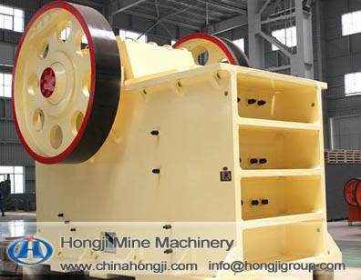 Hongji Mine Machinery Jaw crusher for sale with affordable price