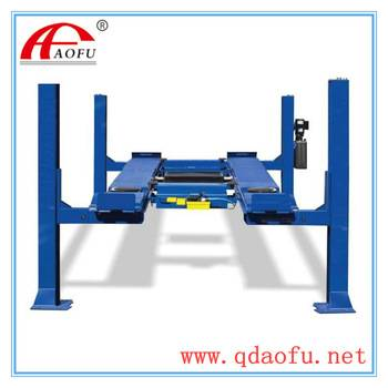 Hydraulic 4 post car lift 10t