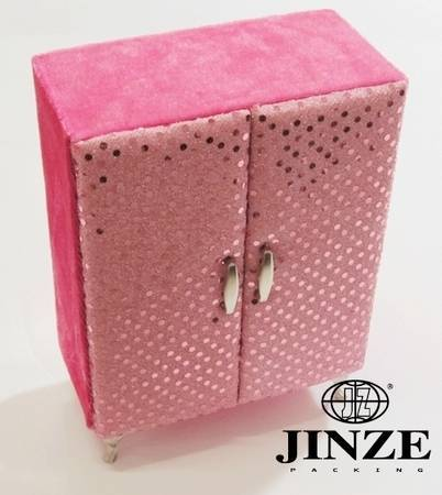 Wardrobe Jewelry case