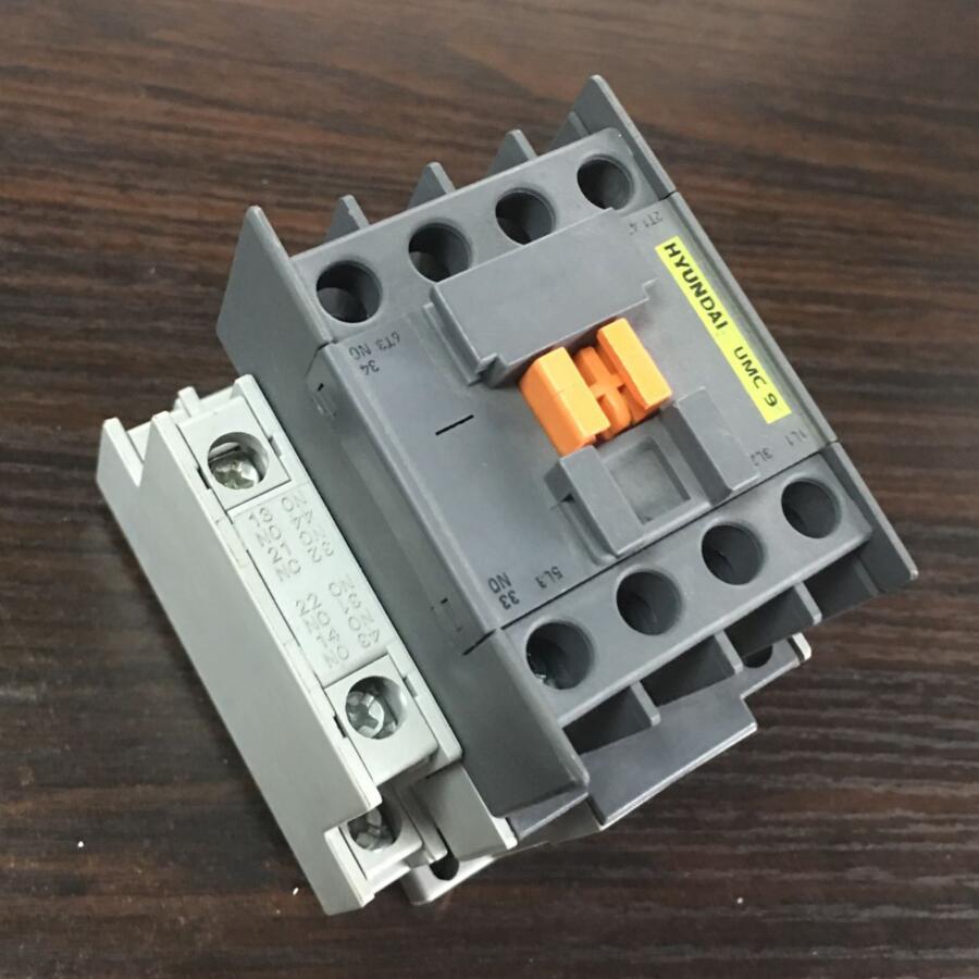 HYUNDAI UMC-09 MAGNETIC CONTACTOR