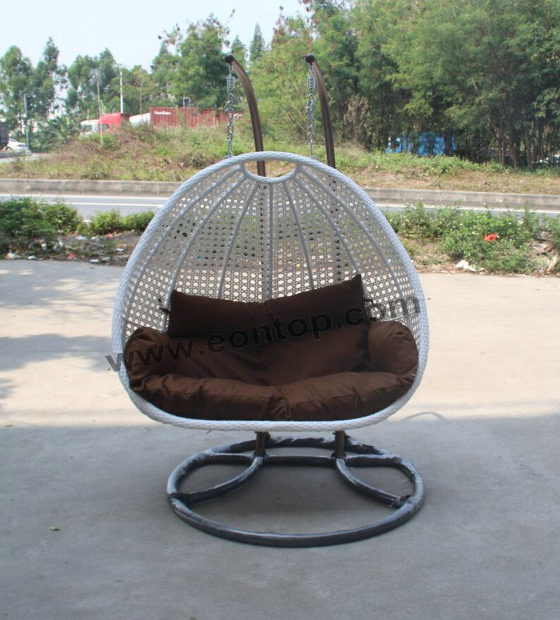 2018 new rattan swing chair