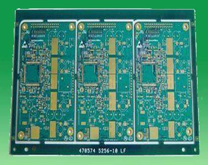 multilayer pcb board/customer made with gerber