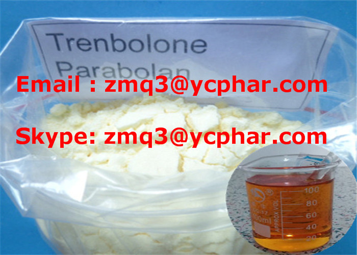 Trenbolone Hexahydrobenzyl Carbonate Parabolan 99% Muscle Building Steroid Raw Powder