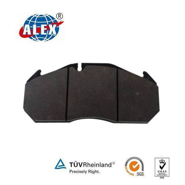 Railway Composite High Friction Brake Pad