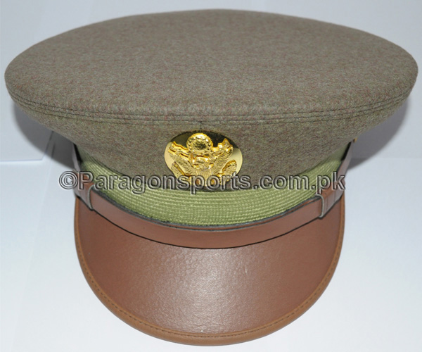 Military Officer Peaked Cap PS-9086