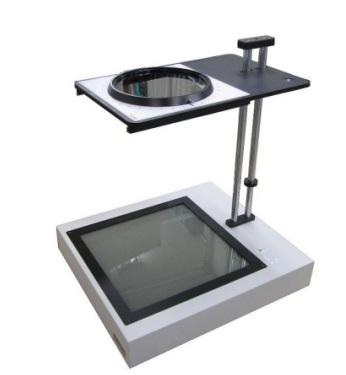 Large type Polariscope for big sample testing Polarimeter lab testing equipment
