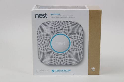 Nest Protect smoke & carbon monoxide alarm Battery 2nd generation