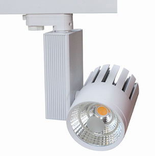 High quality 5 years warranty 30W LED track light with Philips LED chip