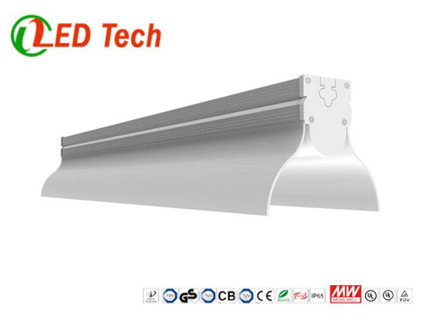 2016 New design suspending led linear high bay light