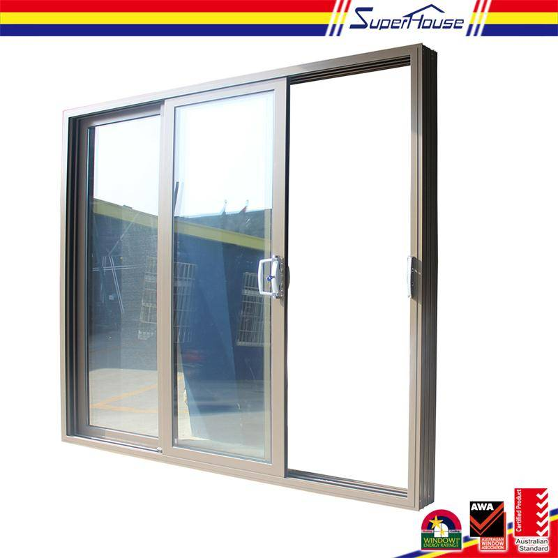 As2047 Australian standard exterior door sliding with lock