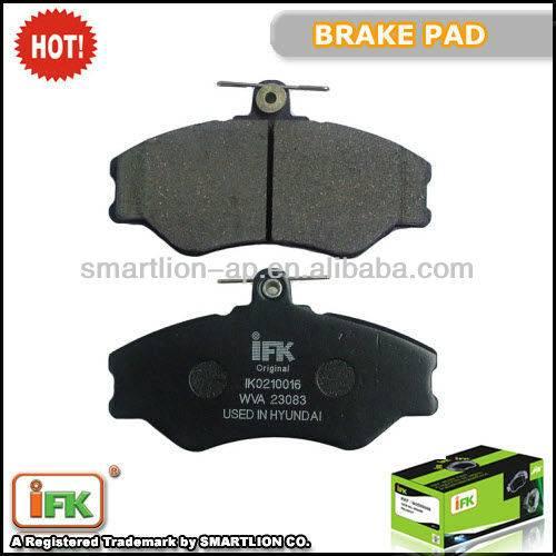 GDB3089 58101-43A00 HYUNDAI H100 Brake Pads